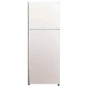 HITACHI 日立R-V449PWH 443L雙門變頻雅典白冰箱