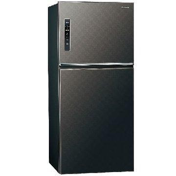 Panasonic 國際牌 NR-B659TV-K 650L雙門變頻無邊框星空黑冰箱