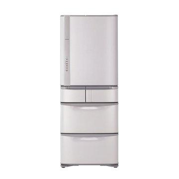 HITACHI R-S57HJ(SN)563L五門變頻香檳不銹鋼色日製冰箱