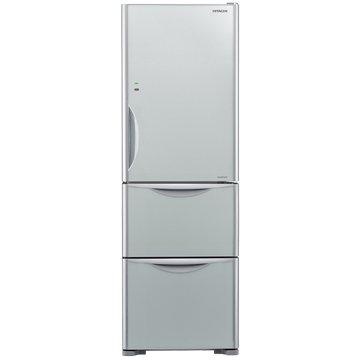 HITACHI RG41BG(S)394L三門冰箱琉璃瓷冰箱