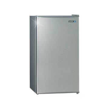 SAMPO 聲寶 SR-B10 95L單門銀色冰箱