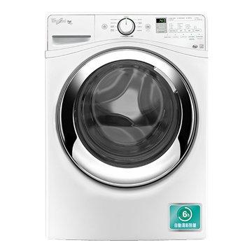 Whirlpool 惠而浦WFW87HEDW 15KG極智Duet系列變頻滾筒洗衣機(福利品出清)