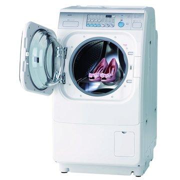 SANLUX 台灣三洋 AWD-AQ100T(W)氣式滾筒洗衣乾衣機(福利品出清)