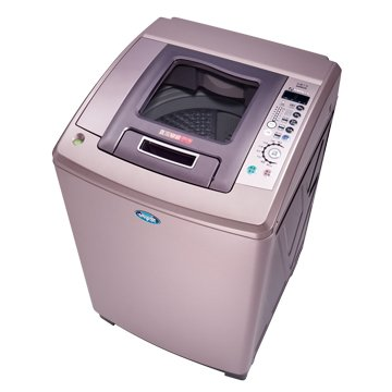 SANLUX 台灣三洋 SW-15DV8 15KG直流變頻薰衣紫洗衣機