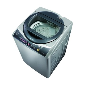 Panasonic 國際牌 NA-V120YBS-S 12KG變頻不銹鋼色洗衣機(福利品出清)