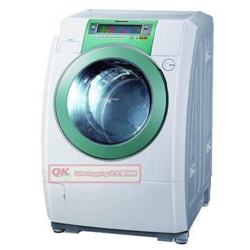Panasonic 國際牌 NA-V130UW-H 13KG滾筒變頻洗衣機(福利品出清)