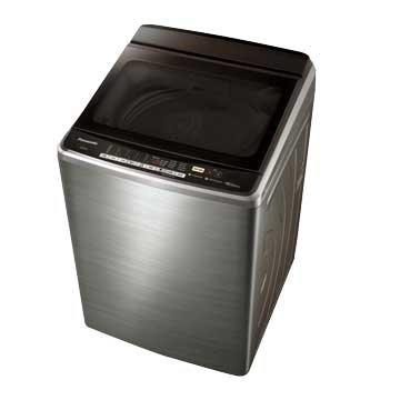 Panasonic 國際牌 NA-V120DBS-S 12KG變頻不鏽鋼色洗衣機(福利品出清)