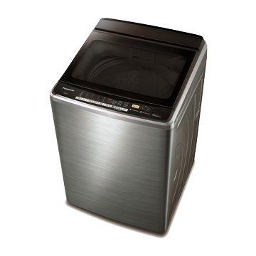 Panasonic 國際牌 NA-V168DBS-S 15KG變頻不鏽鋼色洗衣機(福利品出清)