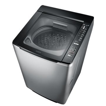 SAMPO ES-JD18P(S2)17.5KG PICO PURE變頻側控漸層銀洗衣機