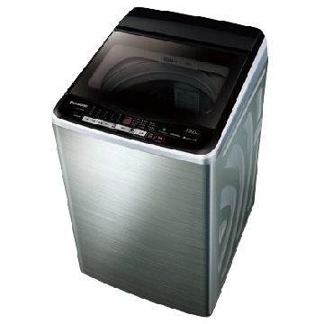 Panasonic 國際牌 NA-V188EBS-S 17KG變頻直立式不鏽鋼色洗衣機