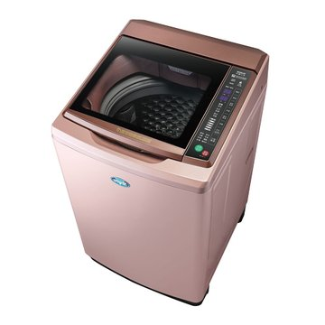 SANLUX 台灣三洋SW-15DAG(D) 15KG變頻玫瑰金洗衣機 洗衣機