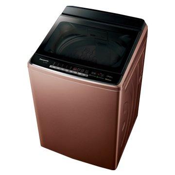 Panasonic  國際牌NA-V170GB-T 17KG變頻溫水晶燦棕洗衣機