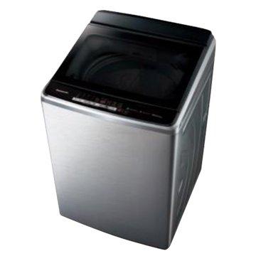 Panasonic 國際牌 NA-V170GBS-S 17KG變頻溫水不鏽鋼色洗衣機
