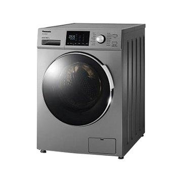 Panasonic  NA-V120HDH-G 12KG變頻晶漾銀滾筒洗脫烘