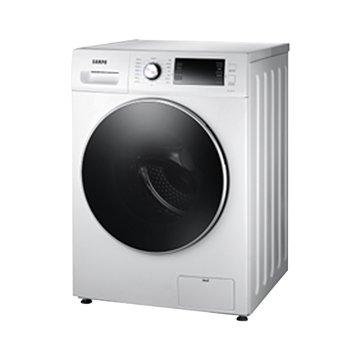 SAMPO ES-JD12D 12KG變頻滾筒典雅白洗衣機