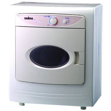 SAMPO 聲寶 SD-6C 5KG冷熱風定時乾衣機(福利品出清)