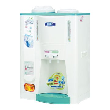 JINKON 晶工JD-3677 10.5L全自動溫熱開飲機
