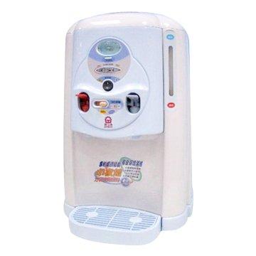 晶工 JD-1503 8L溫熱開飲機