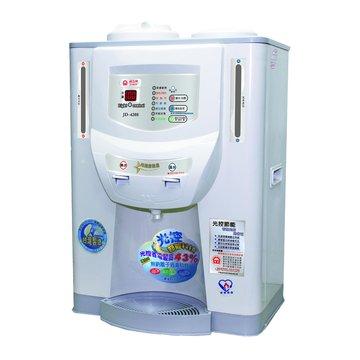JINKON 晶工 JD-4208 10.2L光控節能溫熱開飲機(福利品出清)