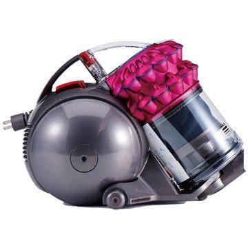 DYSON 戴森 DC63 Turbinehead圓筒式吸塵器(桃紅)(福利品出清)