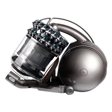 DYSON 戴森 DC52 turbinehead 圓筒式吸塵器(銀紅色)