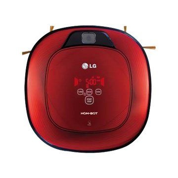 LG VR64702LVM雙眼小精靈清潔機器人(紅色)(福利品出清)