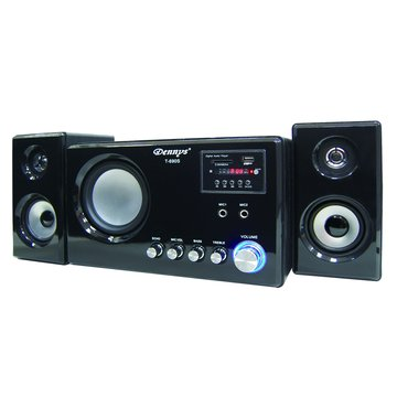 Dennys T-690S 2.1聲道  組合音響喇叭