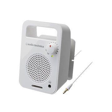 audio-technica 鐵三角 鐵三角單聲道主動喇叭MSP56TV白