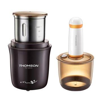 THOMSON TM-SAN01 真空保鮮不鏽鋼磨豆機