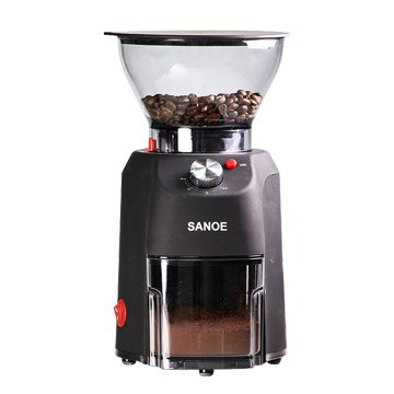 SANOE 思樂誼 G501 咖啡研磨機-黑色