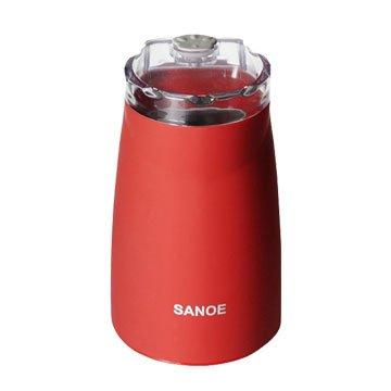 SANOE 思樂誼 G101時尚磨豆機-紅色