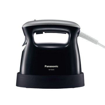 Panasonic 國際牌 NI-FS470-K 電熨斗平/掛燙 2 in1(黑色)