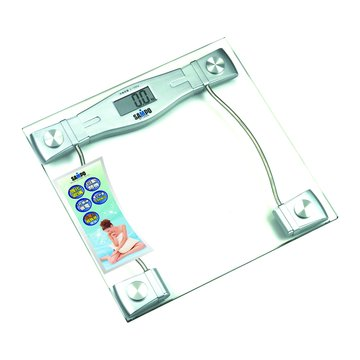 SAMPO 聲寶BF-L904ML 造型電子體重計(福利品出清)