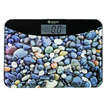 KINYO 金葉DS-6581 安全輕巧型電子體重計