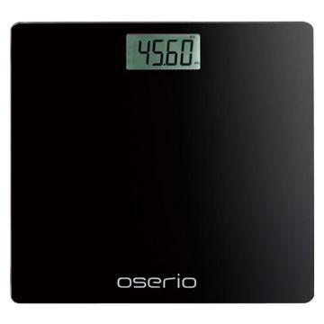 oserio 歐瑟若BAG-280 超薄玻璃體重計