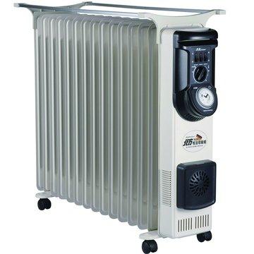Northern 北方 NP-15ZL 220V15葉片式電暖器(福利品出清)