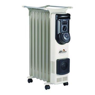 Northern 北方 NP-07ZL 7葉片式電暖器(福利品出清)