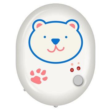 SUPA FINE 勳風 HF-861 LDE照明充電暖暖寶(北極熊)