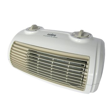 SAMPO 聲寶 HX-FG12P 定時陶瓷電暖器(福利品出清)
