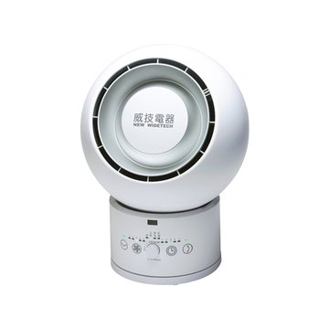 widetech 威技 NWF-101H 9吋冷暖多功能循環電暖扇