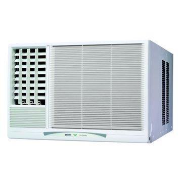 SANLUX 台灣三洋 10坪~11坪 左吹窗型冷氣 SA-L63A