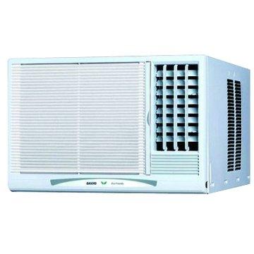 SANLUX 台灣三洋 10坪~11坪 右吹窗型冷氣 SA-R63A