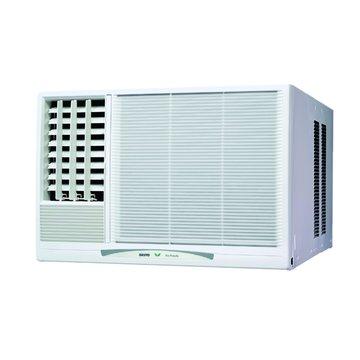 SANLUX 台灣三洋 7坪~8坪 左吹窗型冷氣 SA-L45A