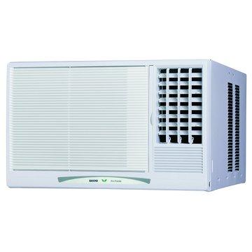 SANLUX 台灣三洋 4坪~5坪 右吹窗型冷氣 SA-R28B