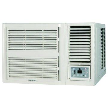 HERAN 禾聯碩 4~6坪 右吹窗型冷氣 HW-23P