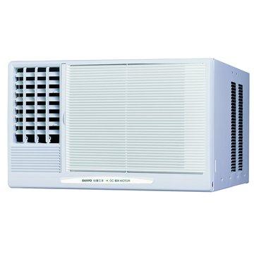 SANLUX 台灣三洋 5坪~6坪 左吹窗型冷氣 SA-L36B