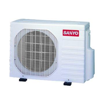 SANLUX 台灣三洋 4 ~ 6 坪 分離式一對一單冷 SAP-E/C221A