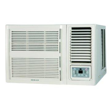 HERAN 禾聯碩 5~ 7坪 右吹窗型冷氣 HW-D25P1