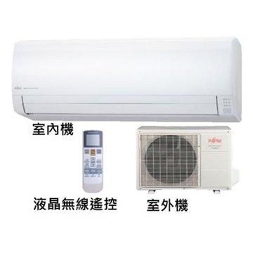 FUJITSU 富士通 4 ~ 6 坪 變頻分離式一對一單冷 AS/AOCG32JJTA