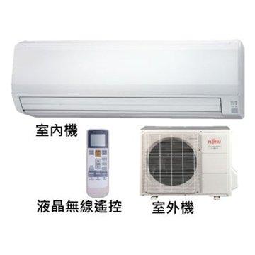 FUJITSU 富士通 6 ~ 9 坪 變頻分離式一對一單冷 AS/AOCG50JFTB